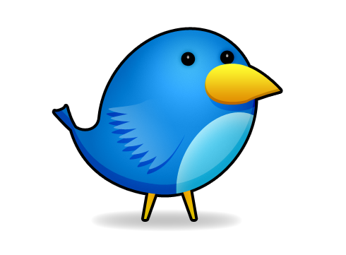 Scamper Labs - Portfolio - Illustration - Tweetie Bird
